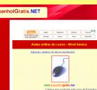 curso gratuito de espanhol online