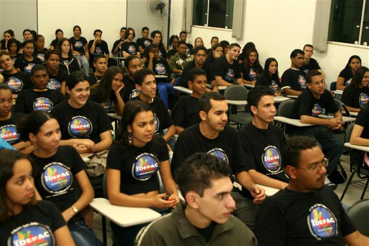 Sala de aula - Fundação Sérgio Contente