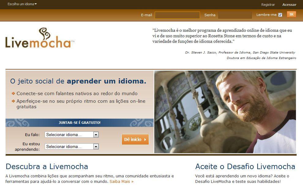cursos online grátis de idiomas