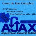 Curso online grátis de Ajax