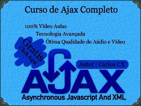 curso gratis ajax