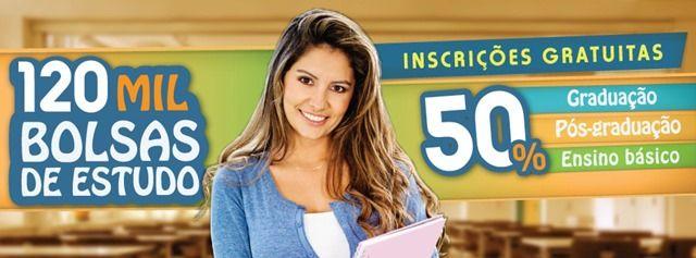 Educa mais: Faça uma faculdade, pós ou ensino médio sem precisar pagar depois de concluir