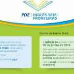 Inscrições abertas para 6 mil vagas em curso de inglês gratuito