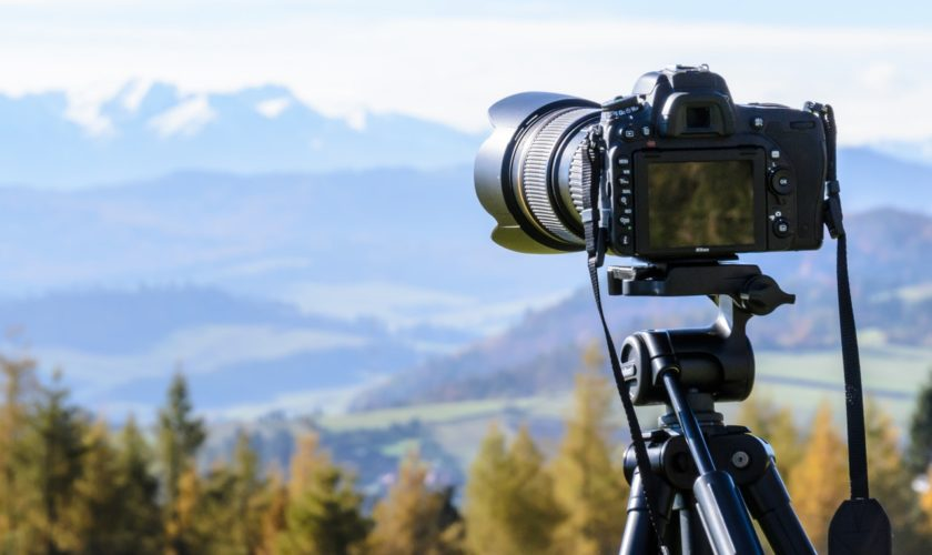 Curso de fotografia online gratuito com certificado