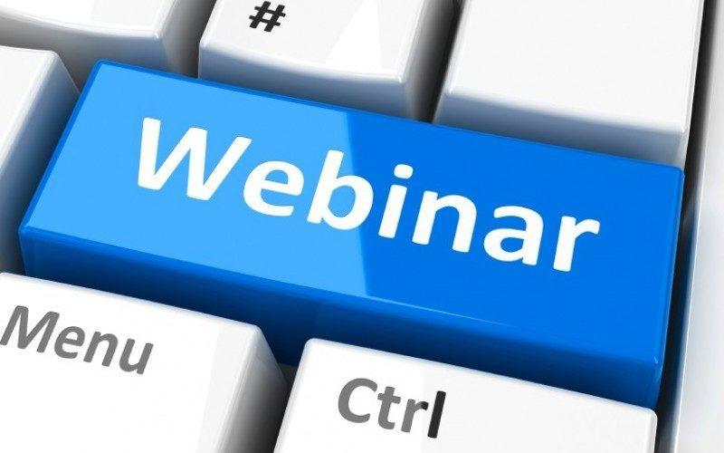 Como obter a melhor formação online com as webinars